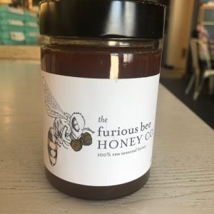 Seasonal Honey by the Furious Bee Honey Co